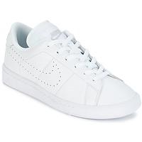 Παπούτσια Παιδί Χαμηλά Sneakers Nike TENNIS CLASSIC PREMIUM JUNIOR Άσπρο