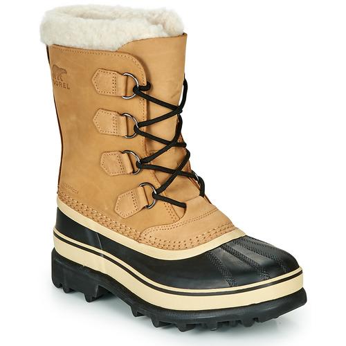 Παπούτσια Γυναίκα Snow boots Sorel CARIBOU Brown / Black