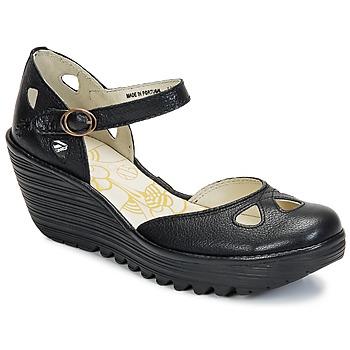 Παπούτσια Γυναίκα Γόβες Fly London YUNA Black