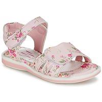 Παπούτσια Κορίτσι Σανδάλια / Πέδιλα Wildflower KONGSBERG Ροζ