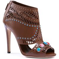 Παπούτσια Γυναίκα Σανδάλια / Πέδιλα Gucci 371057 A3N00 2548 marrone