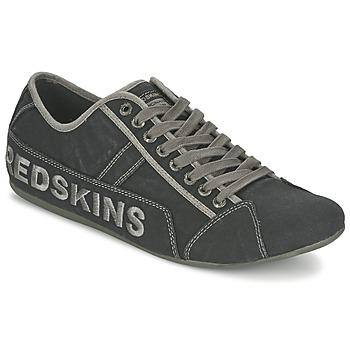 Παπούτσια Άνδρας Χαμηλά Sneakers Redskins TEMPO Black