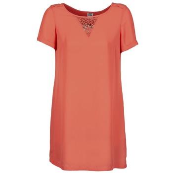 Υφασμάτινα Γυναίκα Κοντά Φορέματα Vero Moda TRIPPA CORAIL