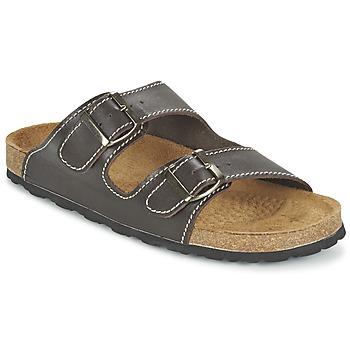 Παπούτσια Άνδρας Τσόκαρα Casual Attitude TERTROBAL Brown