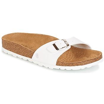 Παπούτσια Γυναίκα Τσόκαρα Casual Attitude TERTROBAL άσπρο