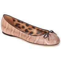 Παπούτσια Γυναίκα Μπαλαρίνες Roberto Cavalli XPS151-UB043 ροζ