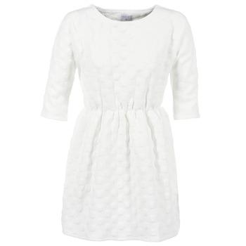 Υφασμάτινα Γυναίκα Κοντά Φορέματα Compania Fantastica FRENE άσπρο
