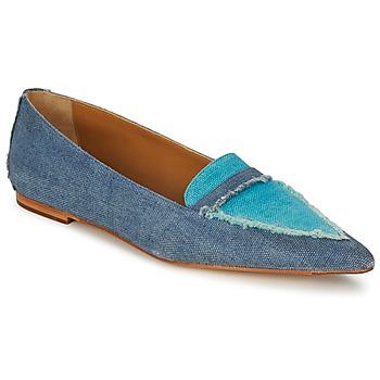 Παπούτσια Γυναίκα Μπαλαρίνες Castaner KATY μπλέ / JEAN