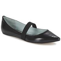 Παπούτσια Γυναίκα Μπαλαρίνες Marc Jacobs HALSEY Black