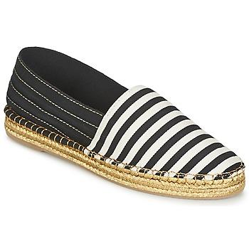 Παπούτσια Γυναίκα Εσπαντρίγια Marc Jacobs SIENNA Black / Άσπρο