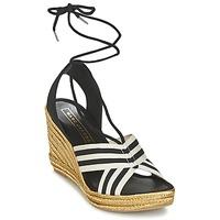 Παπούτσια Γυναίκα Σανδάλια / Πέδιλα Marc Jacobs DANI Black / άσπρο