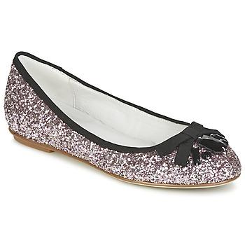 Παπούτσια Γυναίκα Μπαλαρίνες Café Noir BOLERA Glitter / Μαυρο