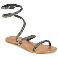 Παπούτσια Γυναίκα Σανδάλια / Πέδιλα Café Noir CAMPIBALO Grey