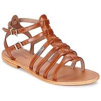 Παπούτσια Γυναίκα Σανδάλια / Πέδιλα Les Tropéziennes par M Belarbi HIC Tan