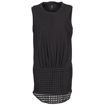 Υφασμάτινα Γυναίκα Κοντά Φορέματα Yas CUBE Black