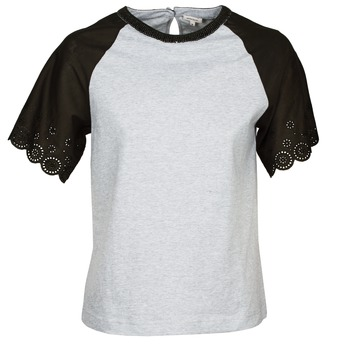 T-shirt με κοντά μανίκια Manoush FANCY