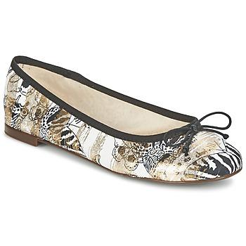 Παπούτσια Γυναίκα Μπαλαρίνες Desigual MISSIA Brown