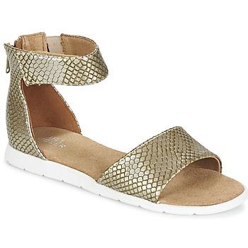 Παπούτσια Κορίτσι Σανδάλια / Πέδιλα Bullboxer BLINETTE Gold