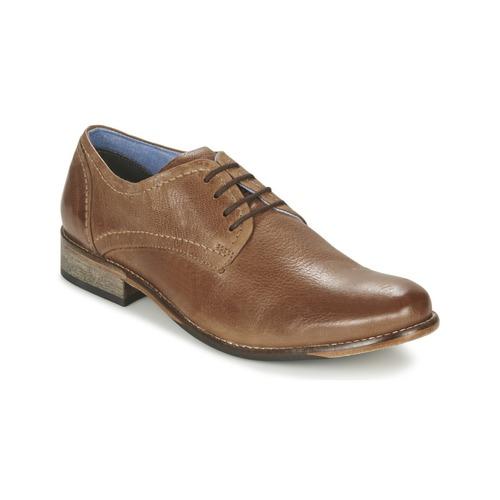 Παπούτσια Άνδρας Derby Lotus HANBURY Brown