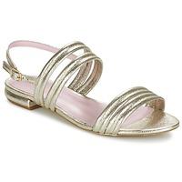 Παπούτσια Γυναίκα Σανδάλια / Πέδιλα Mellow Yellow VEO Gold