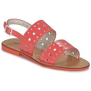 Παπούτσια Γυναίκα Σανδάλια / Πέδιλα Mellow Yellow VADINA Corail
