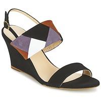 Παπούτσια Γυναίκα Σανδάλια / Πέδιλα Mellow Yellow VEPALE Black