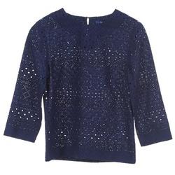 Υφασμάτινα Γυναίκα Μπλούζες Gant 431951 Μπλέ