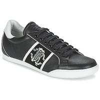 Παπούτσια Άνδρας Χαμηλά Sneakers Roberto Cavalli 7779 Black