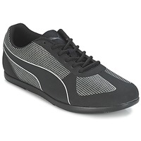 Παπούτσια Γυναίκα Χαμηλά Sneakers Puma MODERN SOLEIL Black