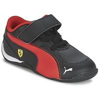 Παπούτσια Αγόρι Χαμηλά Sneakers Puma DRIFT CAT 5 L SF V KIDS Black / Red
