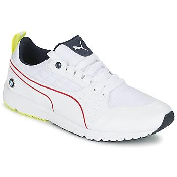Παπούτσια Άνδρας Χαμηλά Sneakers Puma BMW MS PITLANE άσπρο / Yellow