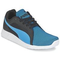 Παπούτσια Άνδρας Χαμηλά Sneakers Puma ST TRAINER EVO TECH μπλέ / Black