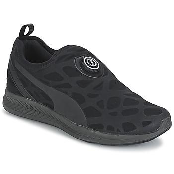 Παπούτσια Άνδρας Χαμηλά Sneakers Puma DISC SLEEVE IGNITE STR. FOAM Black