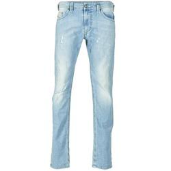 Υφασμάτινα Άνδρας Skinny Τζιν  Diesel THAVAR μπλέ / 0849E