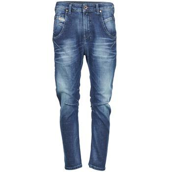 Υφασμάτινα Γυναίκα Boyfriend jeans Diesel FAYZA μπλέ / 850K
