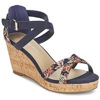 Παπούτσια Γυναίκα Σανδάλια / Πέδιλα Moony Mood EMARLENE MARINE