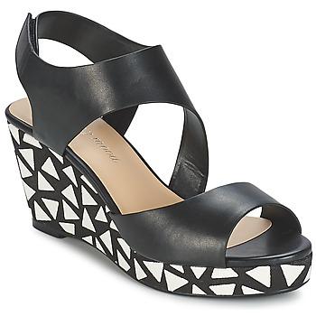 Παπούτσια Γυναίκα Σανδάλια / Πέδιλα Moony Mood EPALINE Black