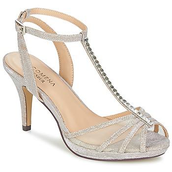 Παπούτσια Γυναίκα Σανδάλια / Πέδιλα Menbur PALMA SABLE / Irisé
