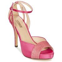 Παπούτσια Γυναίκα Σανδάλια / Πέδιλα Menbur ARENALES ροζ