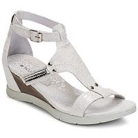 Παπούτσια Γυναίκα Σανδάλια / Πέδιλα Regard RATANO Άσπρο