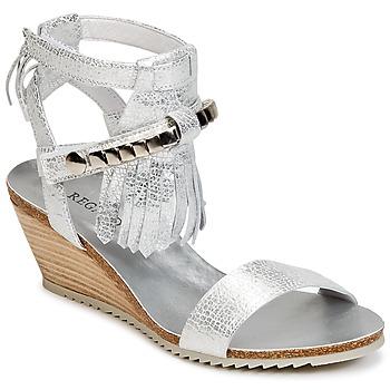 Παπούτσια Γυναίκα Σανδάλια / Πέδιλα Regard RUKO Argenté