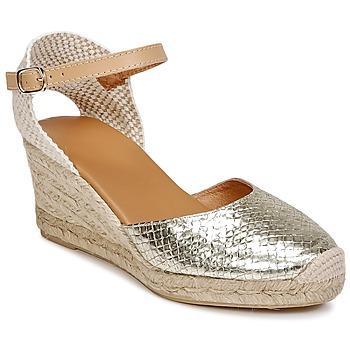 Παπούτσια Γυναίκα Σανδάλια / Πέδιλα Regard SYBEL Platinum