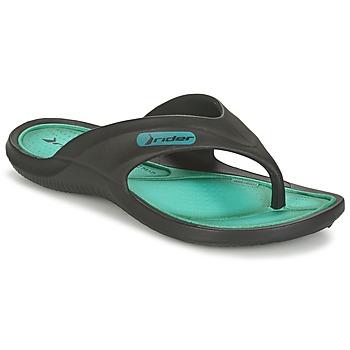Παπούτσια Παιδί Σαγιονάρες Rider CAPE VII Black / Green