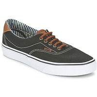Παπούτσια Χαμηλά Sneakers Vans ERA 59 Black / Stripes / DENIM