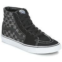 Παπούτσια Ψηλά Sneakers Vans SK8-HI Grey / Brown
