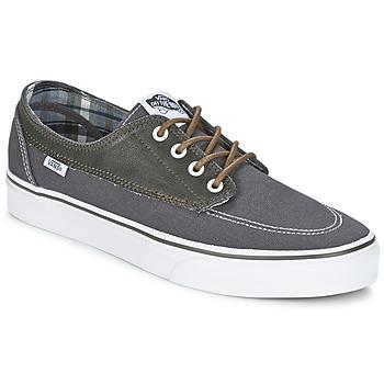 Παπούτσια Άνδρας Χαμηλά Sneakers Vans BRIGATA Grey / KAKI
