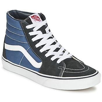 Παπούτσια Ψηλά Sneakers Vans SK8-HI MARINE / Black