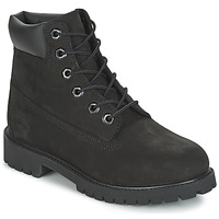 Παπούτσια Παιδί Μπότες Timberland 6 IN PREMIUM WP BOOT Black