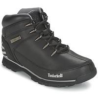 Παπούτσια Άνδρας Μπότες Timberland EURO SPRINT HIKER Black / Réfléchisant