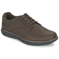 Παπούτσια Άνδρας Derby Timberland BARRETT PT OXFORD Brown / Fonce